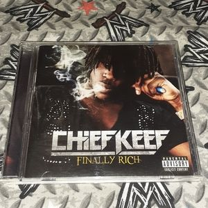 2012 Cheif Keef Finally Rich Vintage Rap Hip Hop